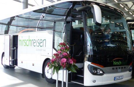 Neuer Hirsch Bus